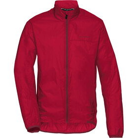VAUDE Air III Jas Heren rood